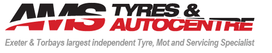 ams tyres and autocentre logo